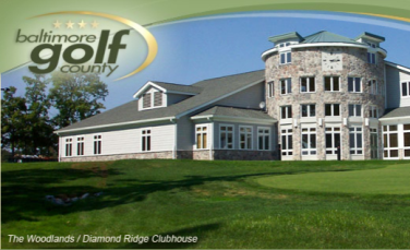 Diamond Ridge Golf Course -Diamond Ridge, Woodlawn, Maryland, 21244 - Golf Course Photo