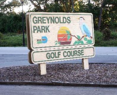 Greynolds Golf Course,North Miami Beach, Florida,  - Golf Course Photo