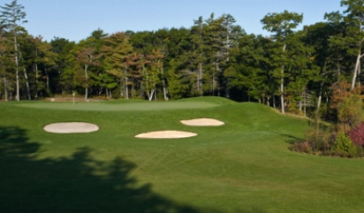 Boothbay Country Club, Boothbay, Maine, 04537 - Golf Course Photo