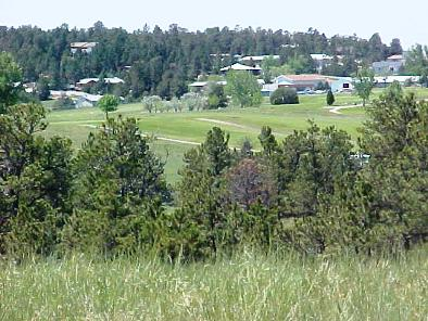 Keyhole Country Club,Pine Haven, Wyoming,  - Golf Course Photo