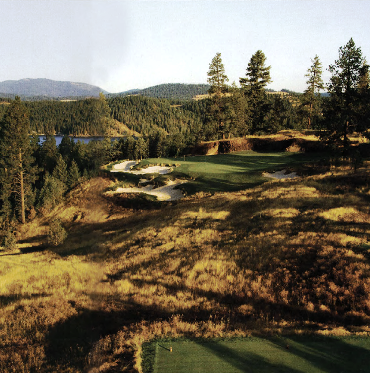 Gozzer Ranch Golf and Lake Club,Harrison, Idaho,  - Golf Course Photo