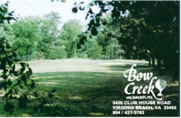 Bow Creek Golf Course,Virginia Beach, Virginia,  - Golf Course Photo