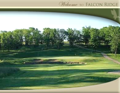 Golf Course Photo, Falcon Ridge Golf Course, Lenexa, 66220