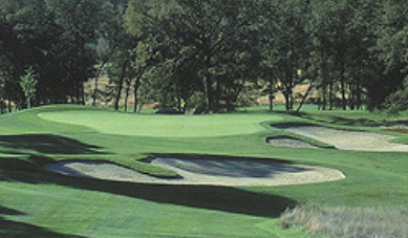 Golf Course Photo, Ridge Golf Course, Auburn, 95602