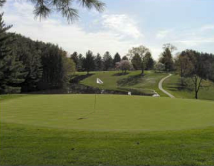 Golf Course Photo, Athens Country Club, Athens, 45701