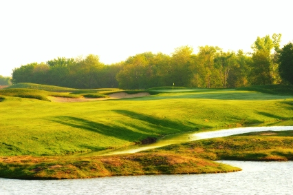 Sand Creek Station Golf Club,Newton, Kansas,  - Golf Course Photo