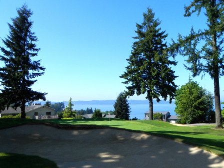 Snoqualmie Falls Golf Course,Fall City, Washington,  - Golf Course Photo