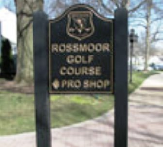 Golf Course Photo, Rossmoor Golf Course, Monroe Township, 08831