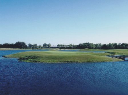 Golf Course Photo, Wildcat Golf Club, Lakes Golf Course, Houston, 77045