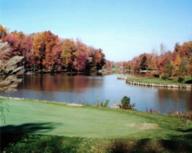 Hoosier Links Golf Club, Milan, Indiana, 47031 - Golf Course Photo
