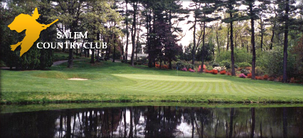 Salem Country Club, Peabody, Massachusetts, 01960 - Golf Course Photo