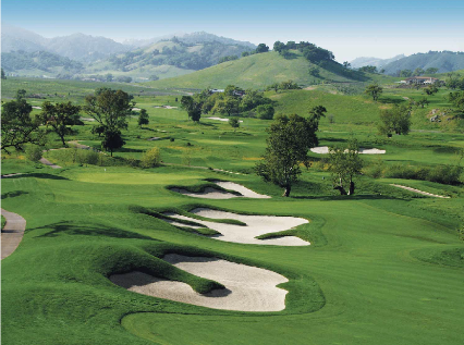 Cordevalle Golf Club,San Martin, California,  - Golf Course Photo