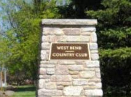 West Bend Golf & Country Club, West Bend, Iowa, 50597 - Golf Course Photo