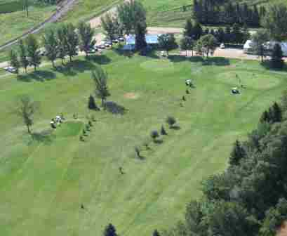 Edgeley Country Club,Edgeley, North Dakota,  - Golf Course Photo