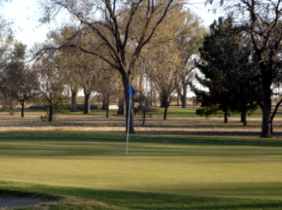 Golf Course Photo, Hobbs Country Club, Hobbs, 88240