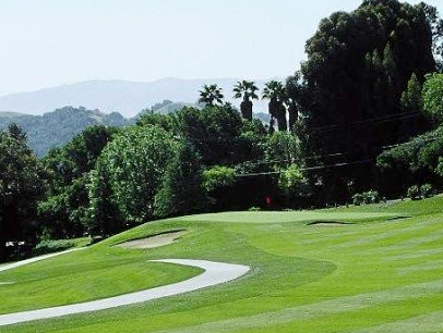 Castlewood Country Club -Hill,Pleasanton, California,  - Golf Course Photo