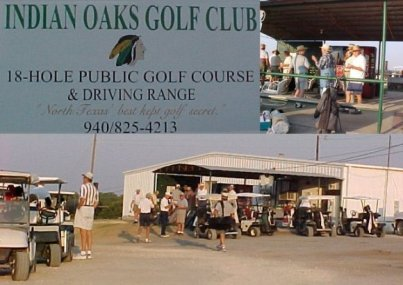 Indian Oaks Golf Club,Nocona, Texas,  - Golf Course Photo