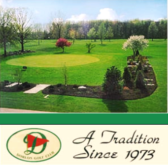 Dorlon Golf Club,Columbia Station, Ohio,  - Golf Course Photo