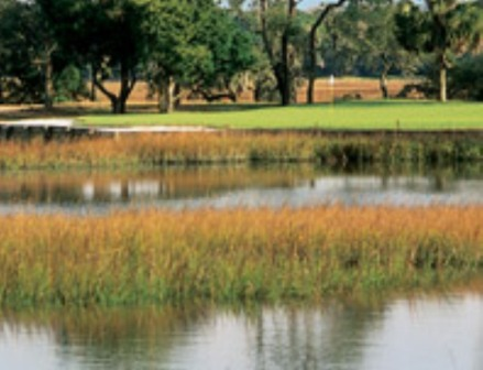 Amelia Island Plantation Golf Course, Oak Marsh, Amelia Island, Florida, 32034 - Golf Course Photo