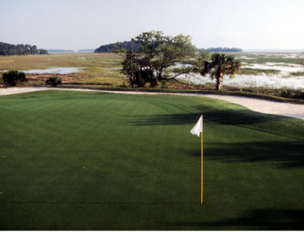 Golf Course Photo, Old South Golf Links, Bluffton, 29910
