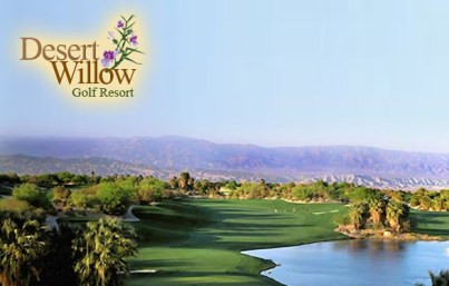 Desert Willow Golf Resort, Firecliff,Palm Desert, California,  - Golf Course Photo