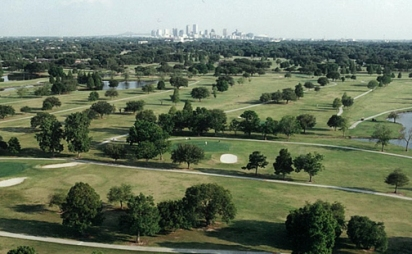 Bayou Oaks Golf Course, North Course, New Orleans, Louisiana, 70124 - Golf Course Photo