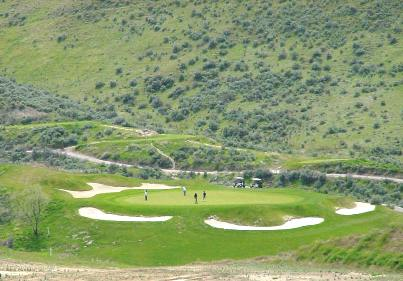 Quail Hollow Golf Club,Boise, Idaho,  - Golf Course Photo