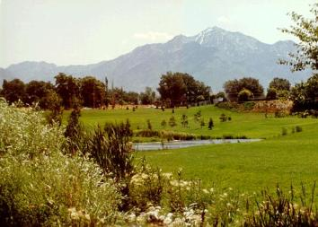 Murray Parkway Golf Course, Murray, Utah, 84123 - Golf Course Photo
