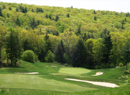 Highfields Golf & Country Club, Grafton, Massachusetts, 01519 - Golf Course Photo