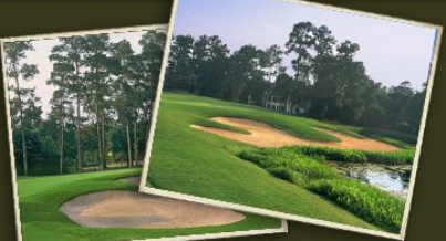 Golf Course Photo, Woodlands Resort & Country Club, Palmer Course, The Woodlands, 77380