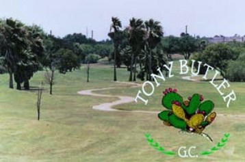 Tony Butler Golf Course -Nine Hole,Harlingen, Texas,  - Golf Course Photo