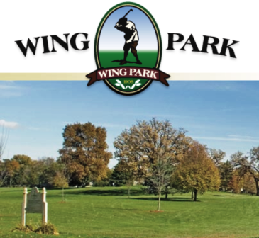 Golf Course Photo, Wing Park Golf Course, Elgin, 60123