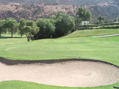 Green River Golf Club, Riverside,Corona, California,  - Golf Course Photo