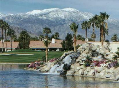 Chaparral Country Club,Palm Desert, California,  - Golf Course Photo