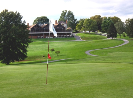 Shenandoah Valley Golf Club,Front Royal, Virginia,  - Golf Course Photo