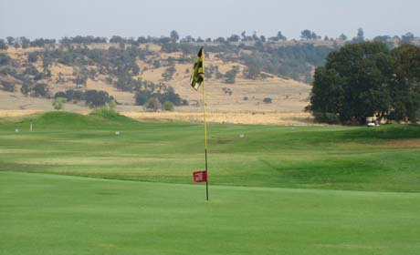 Bidwell Park Golf Course, Chico, California, 95973 - Golf Course Photo