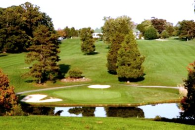 Argyle Country Club,Silver Spring, Maryland,  - Golf Course Photo