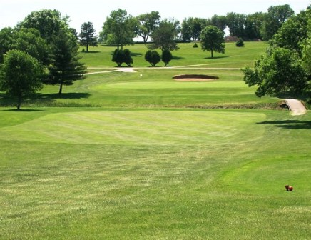 Hidden Hills Golf Course, Bettendorf, Iowa, 52722 - Golf Course Photo