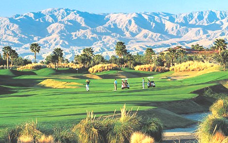 PGA West, Jack Nicklaus Tournament,La Quinta, California,  - Golf Course Photo