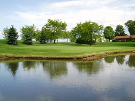 Golf Course Photo, Pleasant View Golf Club, Paris, 44669