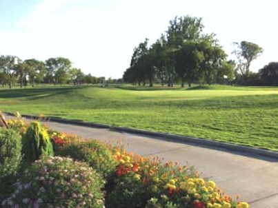 Haggin Oaks Golf Course, Alister MacKenzie Course,Sacramento, California,  - Golf Course Photo