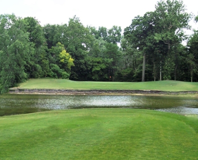 Riverbend Golf Course CLOSED,Fort Wayne, Indiana,  - Golf Course Photo