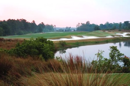 Barefoot Resort, Fazio Course,North Myrtle Beach, South Carolina,  - Golf Course Photo