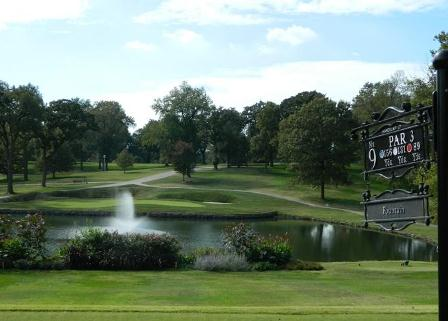 Golf Course Photo, Glen Echo Country Club, Normandy, 63121