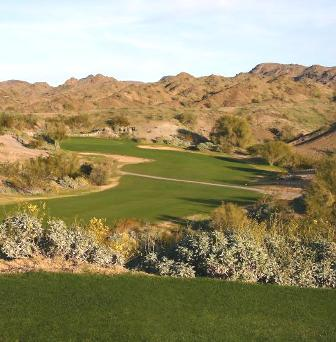 Emerald Canyon Golf Course, Parker, Arizona, 85344 - Golf Course Photo