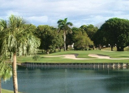 Via Mizner Golf & Country Club, Boca Raton, Florida, 33433 - Golf Course Photo
