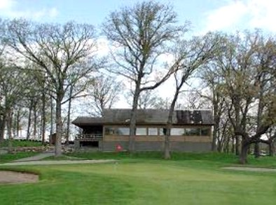 Minne Monesse Golf Course,Grant Park, Illinois,  - Golf Course Photo