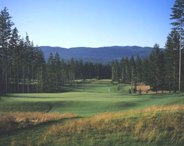 Gold Mountain Golf Course -The Olympic,Bremerton, Washington,  - Golf Course Photo
