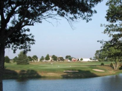 Highland Country Club,Highland, Illinois,  - Golf Course Photo