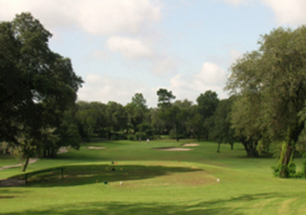 Pine Ridge Country Club, Pine Ridge Golf Course, Beverly Hills, Florida, 34465 - Golf Course Photo